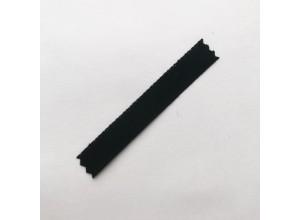 Киперная лента Черный 8 мм