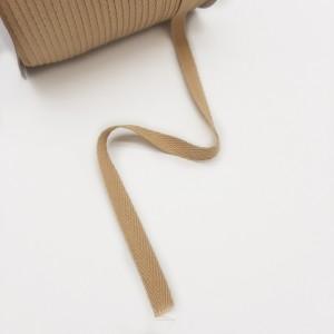 Киперная лента Песочный 10 мм