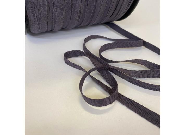 Киперная лента Темно-серый 10 мм