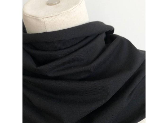 Кулирная гладь Черный (220 г/м2)