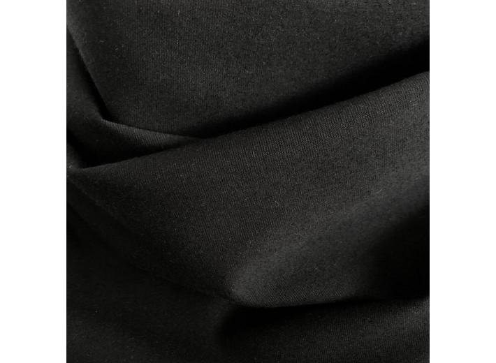 Кулирная гладь Черный (330 г/м2)