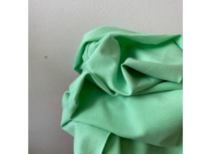 Футер 2х нитка петля Светло-зелёный