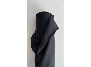 Ткань Лен Черный (195 г/м2)