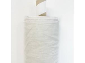 Ткань Лен крэш Ванильный лед (155 гр/м2)