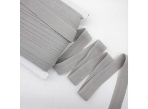 Резинка окантовочная 20 мм Светло-серый