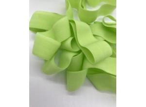 Резинка окантовочная матовая 20 мм Салатовый