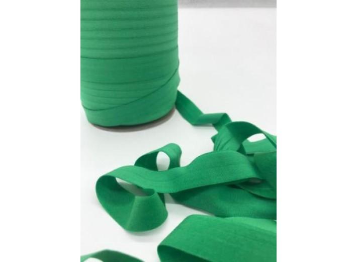 Резинка окантовочная матовая 20 мм Ярко-зеленый