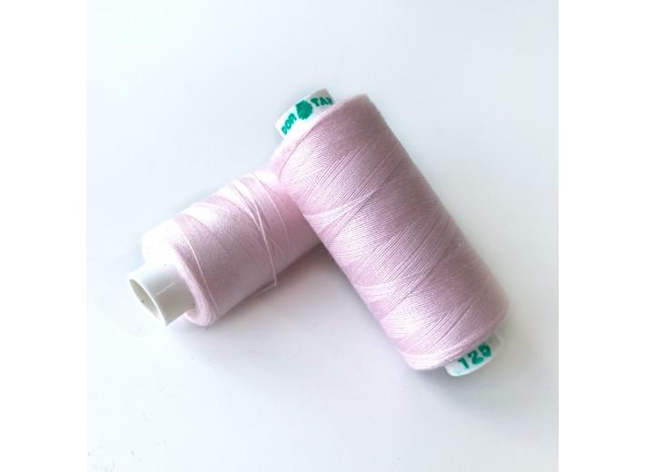 Нитки Dor Tak №125 Нежно-розовый