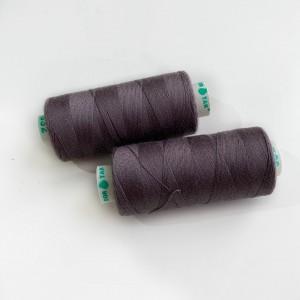 Нитки Dor Tak №332 Фиолетовый меланж (кулирная гладь) /Черничный джем