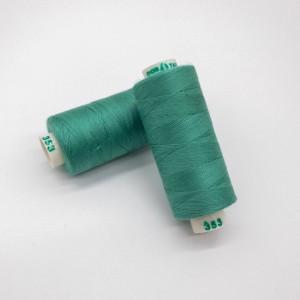 Нитки Dor Tak №353 Зеленый агат/Нефрит