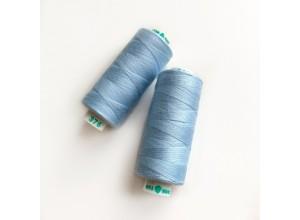 Нитки Dor Tak №376 Голубой туман/Голубой хрусталь