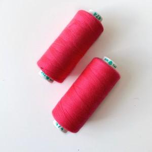 Нитки Dor Tak №474 Розовый пунш