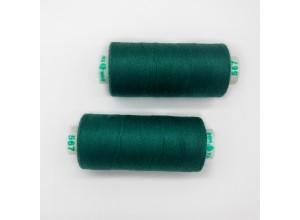 Нитки Dor Tak №567 Лесная зелень/Зеленый (вязаный трикотаж)