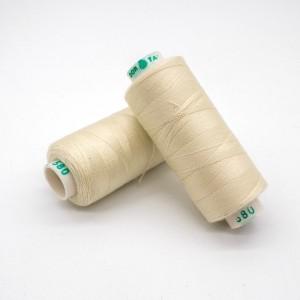 Нитки Dor Tak №580 Белый (органический трикотаж)