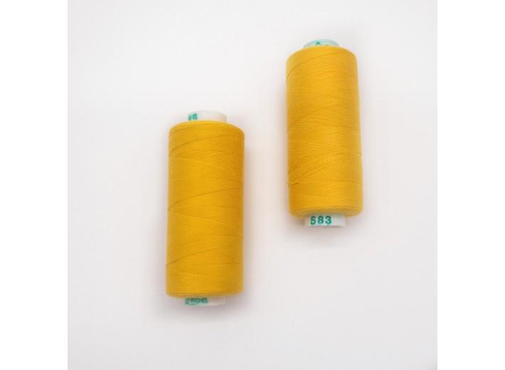 Нитки Dor Tak №583 Горчица/Желтый одуванчик
