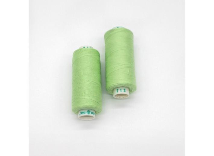 Нитки Dor Tak №712 Светло-зеленый/Бледно-зеленый