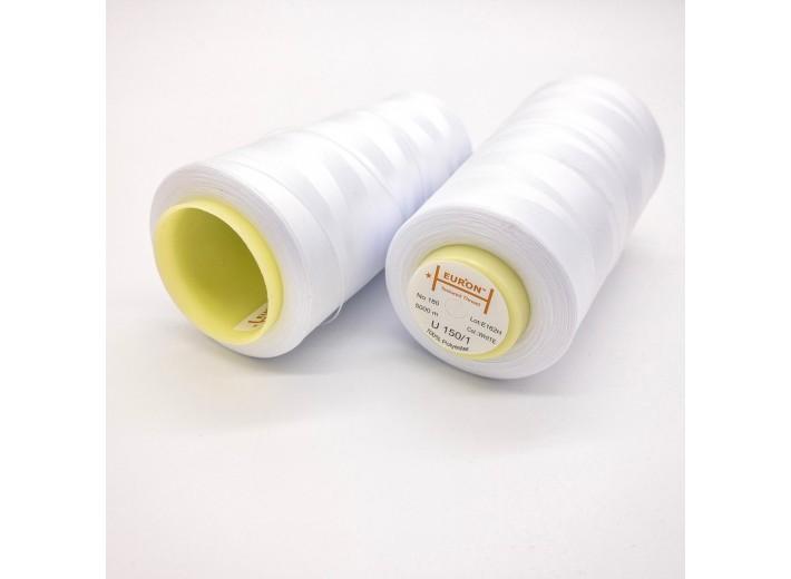 Нитки текстурированные Euron U 150/1 Белый