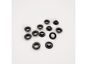 Люверсы 8 мм Оксид (нерж) №5