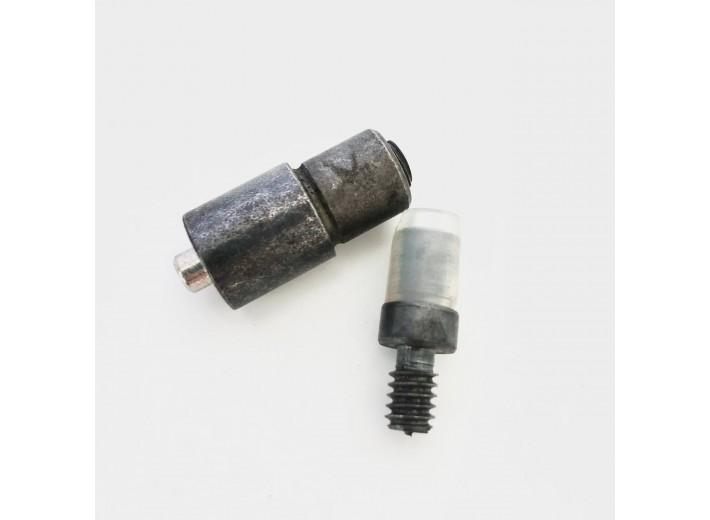 Насадка для жемчуга с шипом 6 мм