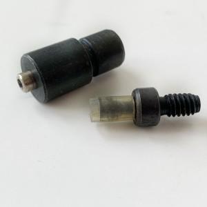 Насадка для жемчуга с шипом 4 мм