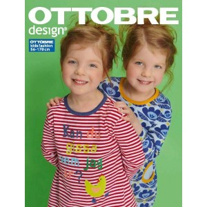 Журнал OTTOBRE kids fashion Весна 1/2016