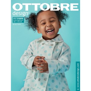 OTTOBRE kids fashion magazine Spring 1/2019