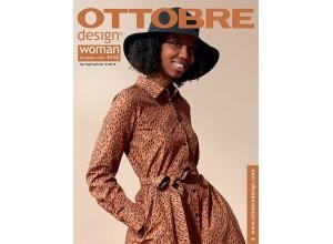 Журнал OTTOBRE design Woman Весна/Лето 2/2019