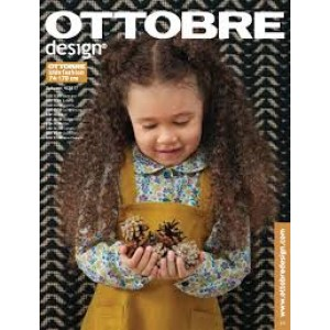 Журнал OTTOBRE kids fashion Осень 4/2017