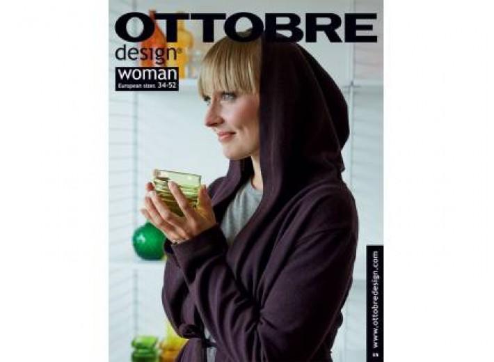 Журнал OTTOBRE Woman Осень/Зима 5/2018