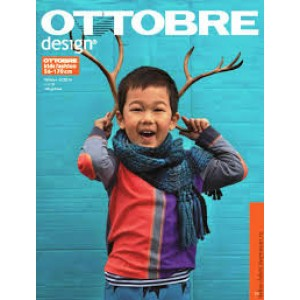 Журнал OTTOBRE kids fashion Зима 6/2014