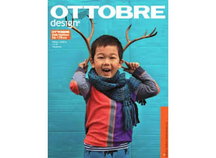 Журнал OTTOBRE kids fashion Зима 6/2014