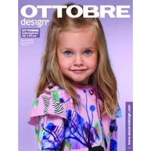 Журнал OTTOBRE kids fashion Зима 6/2018