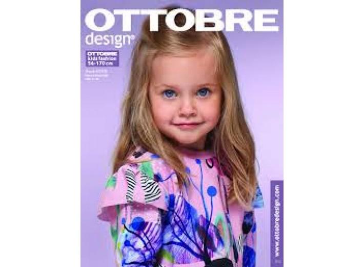 Журнал OTTOBRE kids fashion Зима 6/2018