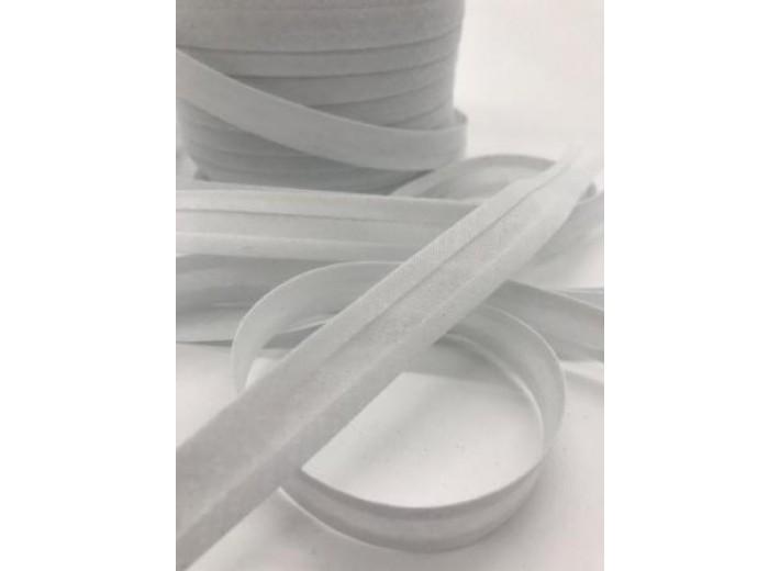 Косая бейка 15мм Белый