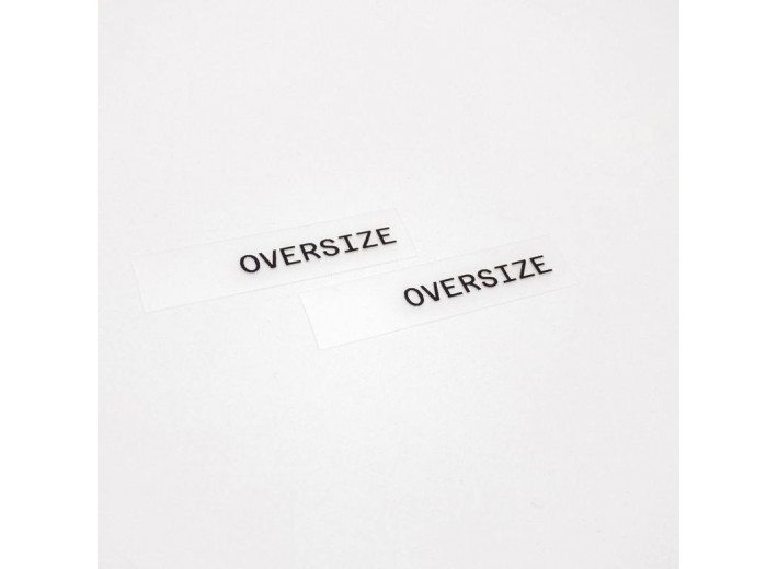 Размерник OVERSIZE силикон (упаковка 10шт)