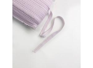 Резинка бельевая ажурная 12 мм Лаванда