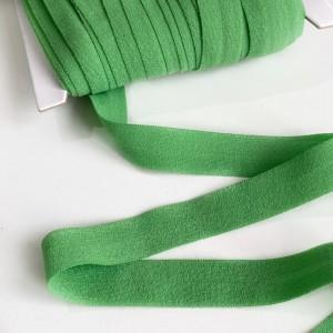 Резинка окантовочная 15 мм Зеленое яблоко