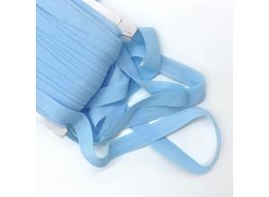 Резинка окантовочная 15 мм Голубой