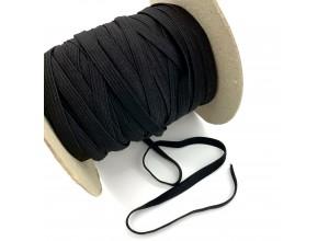 Резинка вязаная 8 мм Черный