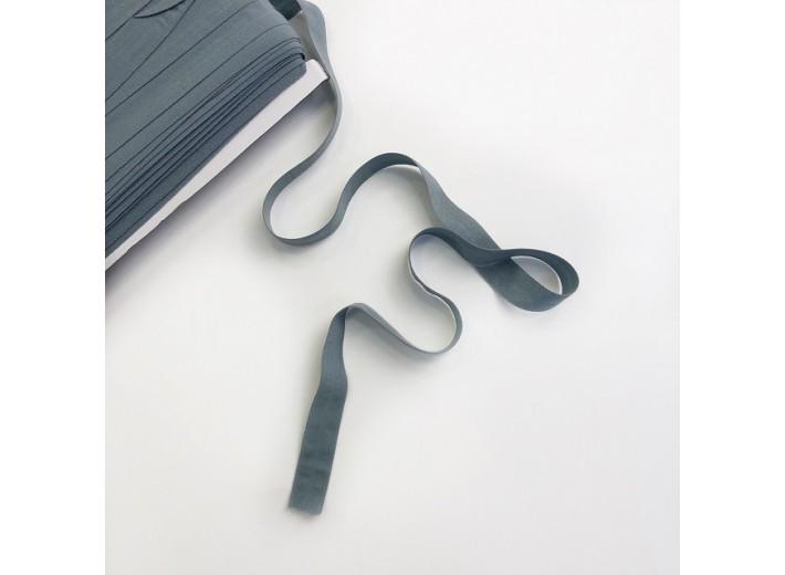 Резинка окантовочная 15 мм Серый