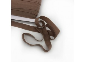 Резинка окантовочная 15 мм Какао