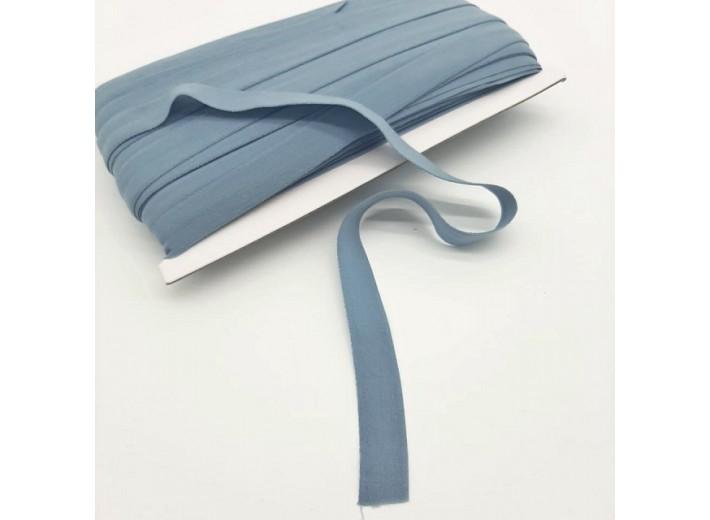 Резинка окантовочная 15 мм Серо-голубой