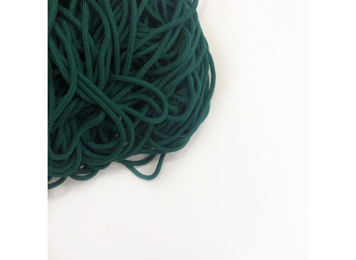 Шнур круглый Изумруд 5 мм мягкий
