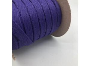 Шнур плоский 15 мм Фиолетовый