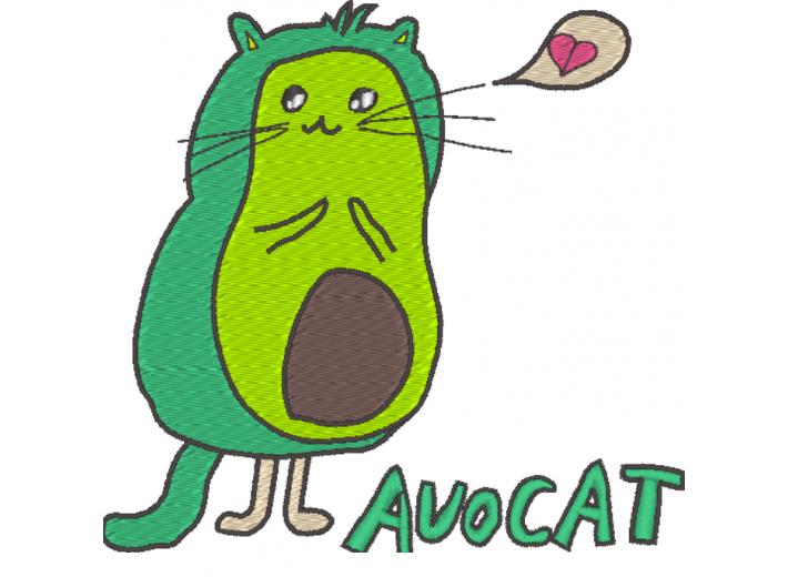 "Вышивка ""Avocat"""
