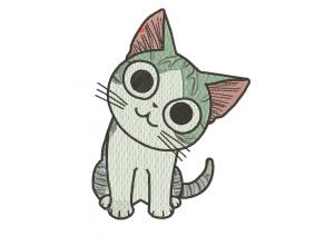 "Вышивка ""Котик"""