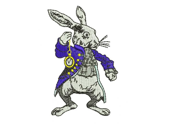 """Вышивка """"Кролик"""""""